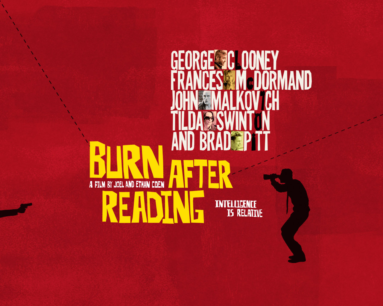 "A comédia  sem riso ""Burn After Reading"""