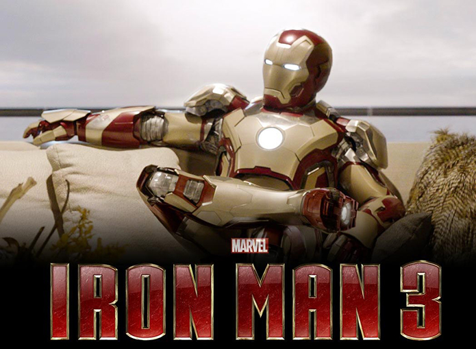 Novo trailer de Iron Man 3