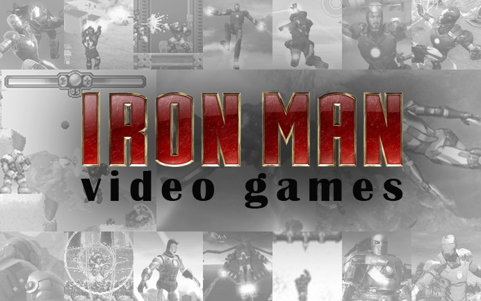 Iron Man e o fracasso nos vídeo games