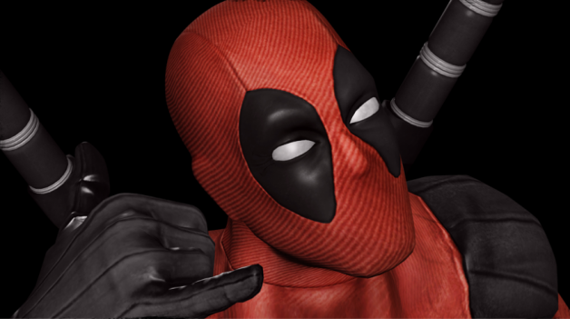 Primeiras cenas de Deadpool The Game