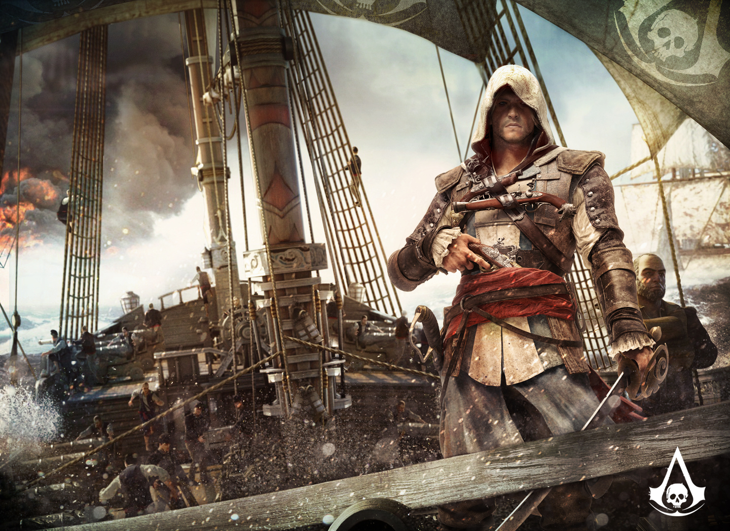 Gameplay e edição especial de Assassin's Creed IV!