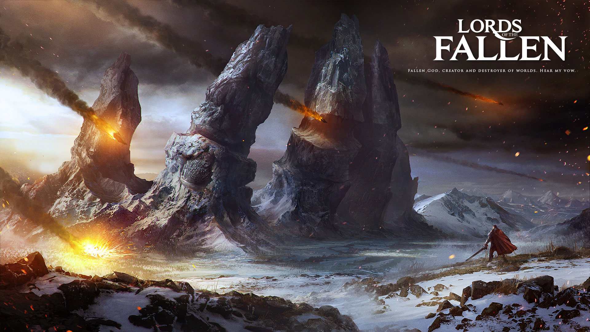 Veja o trailer de Lords of the Fallen