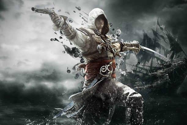Trailer Live Action de Assassin's Creed IV