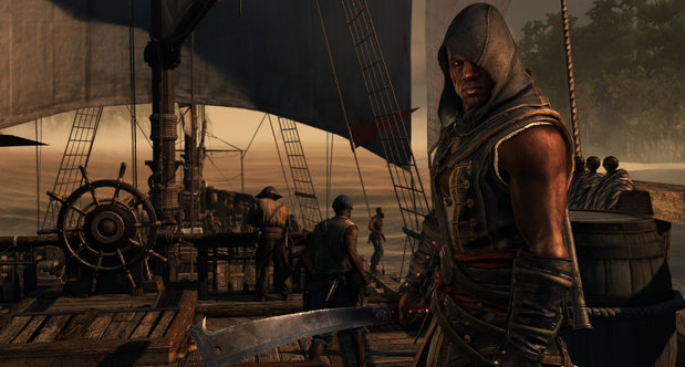 Primeiro DLC de Assassin's Creed IV