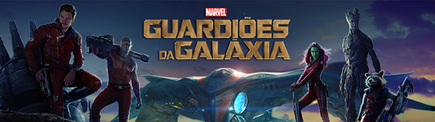 guardioes da galaxia