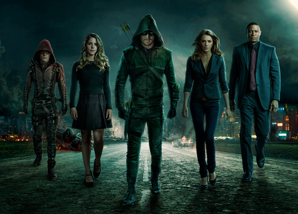 Arrow | 3ª Temporada