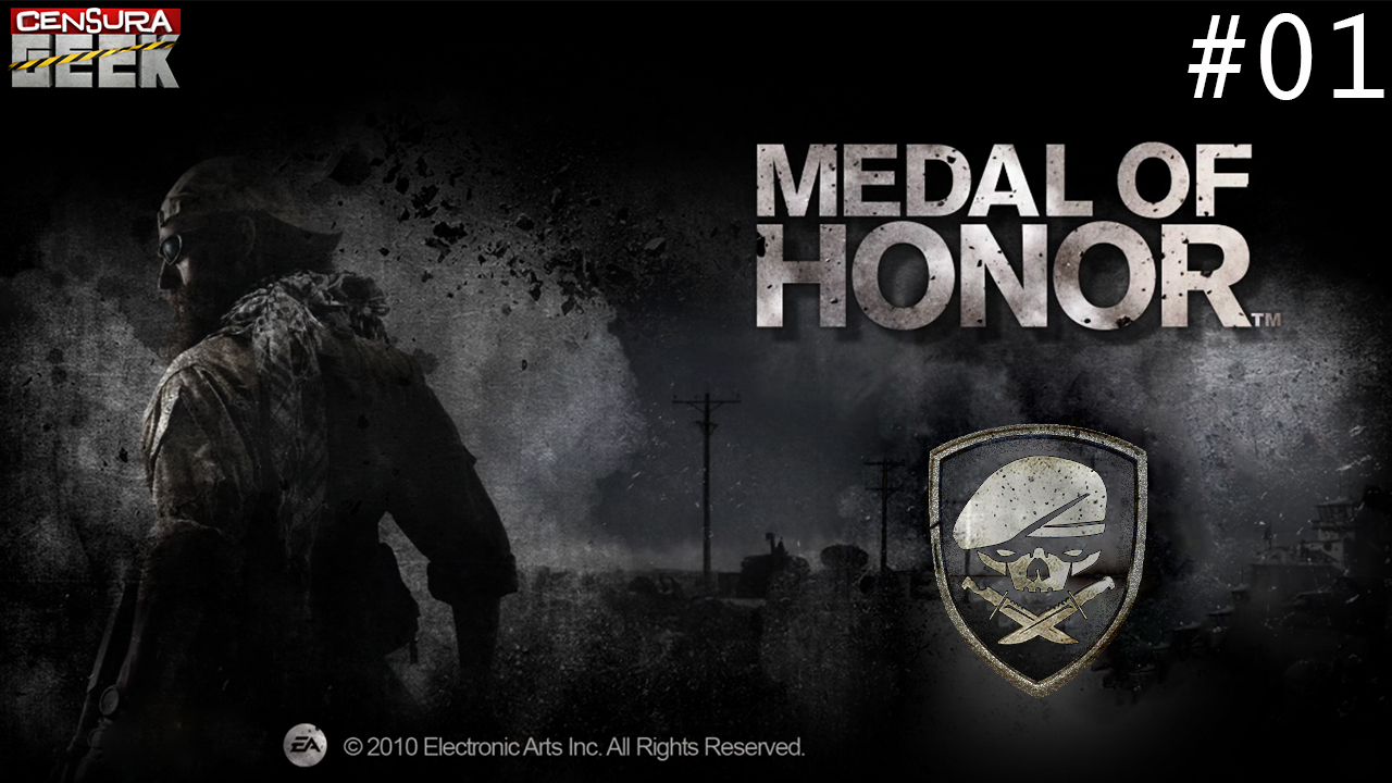 Medal of Honor #01
